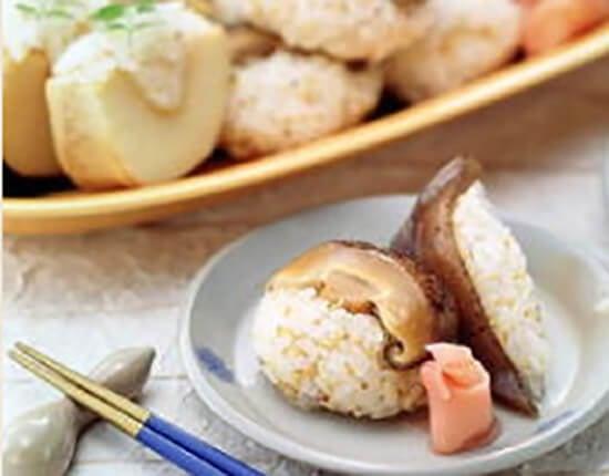 真誠ごまレシピ 田舎ごま寿司