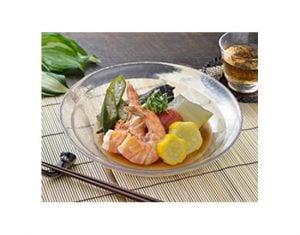えびと夏野菜の冷やし鉢