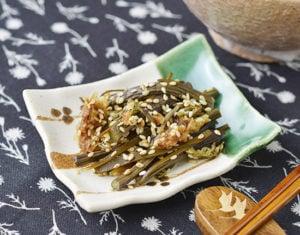 山菜の佃煮
