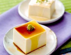 真誠ごまレシピごま豆腐