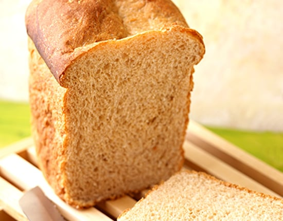 とろけるきなこ食パン
