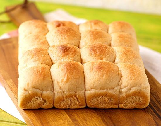 とろけるきなこちぎりパン