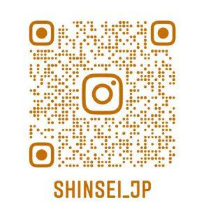 InstagramQRコード画像